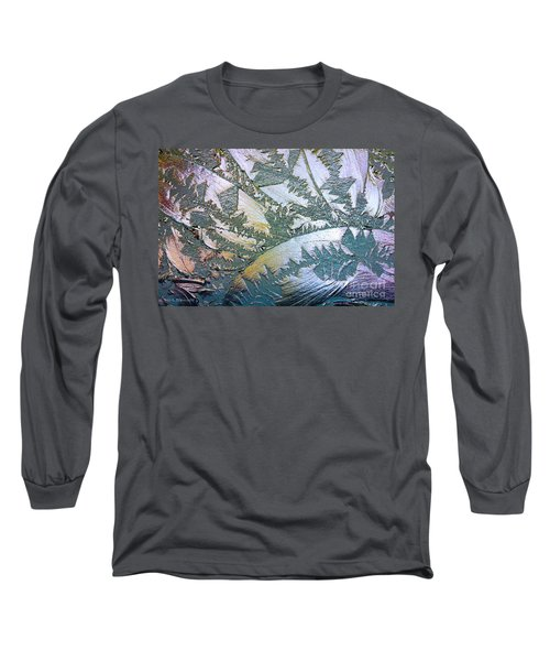 Glass Designs Long Sleeve T-Shirt