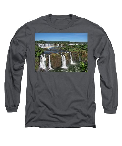 Iguazu Falls Long Sleeve T-Shirt