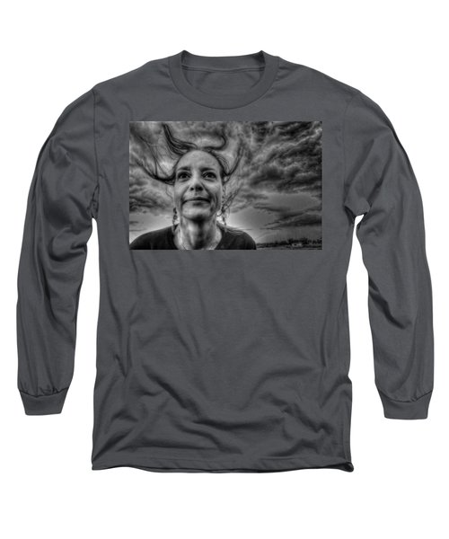 May-belle Chasing The Wind Long Sleeve T-Shirt