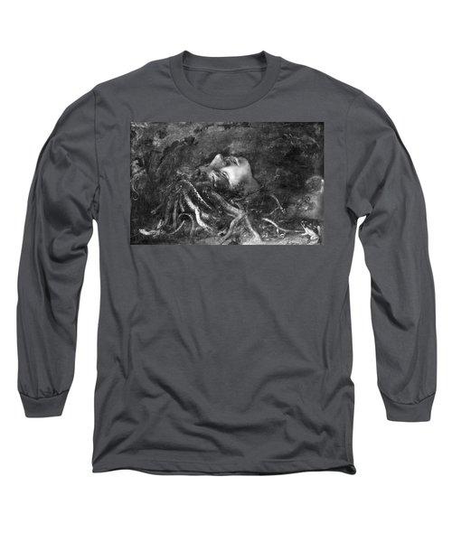 Mythology: Medusa Long Sleeve T-Shirt