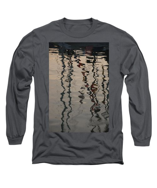 Port Huron To Mackinac Race Long Sleeve T-Shirt