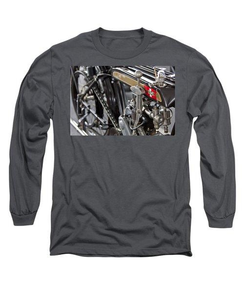 1923 Condor Motorcycle Long Sleeve T-Shirt