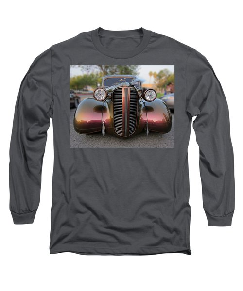 1938 Ford Long Sleeve T-Shirt by Dorothy Cunningham
