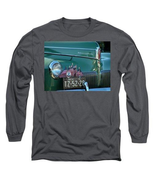 1941 Studebaker Long Sleeve T-Shirt