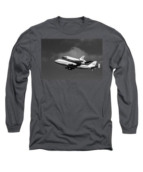 Shuttle Endeavour Long Sleeve T-Shirt