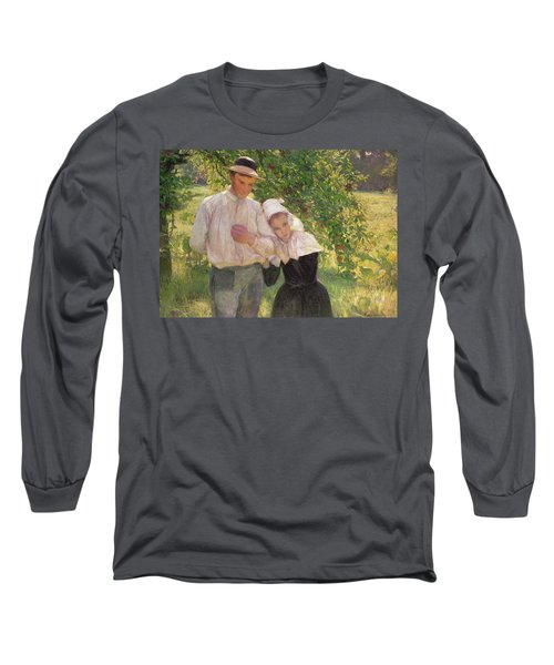 The Convalescent Long Sleeve T-Shirt
