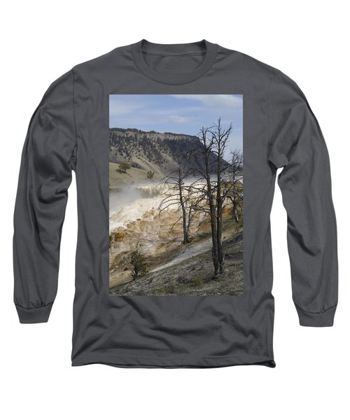 Yellowstone Nat'l Park Long Sleeve T-Shirt