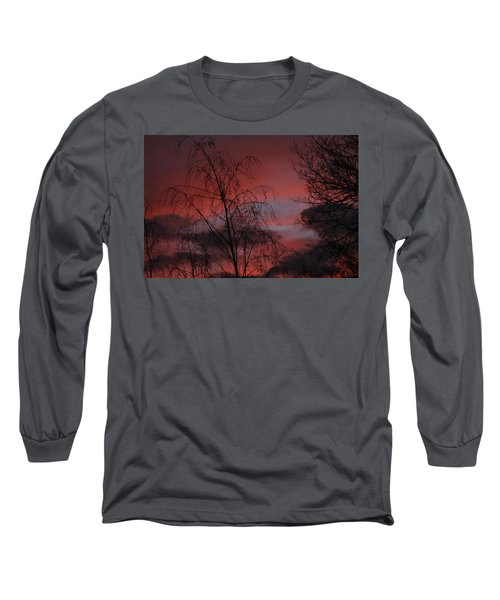 2011 Sunset 1 Long Sleeve T-Shirt