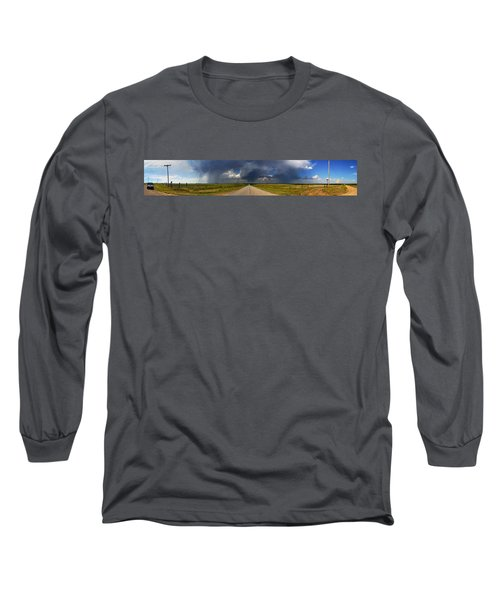 3x3 Long Sleeve T-Shirt