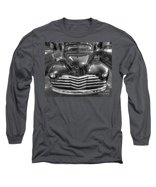 48 Chevy Convertible Long Sleeve T-Shirt