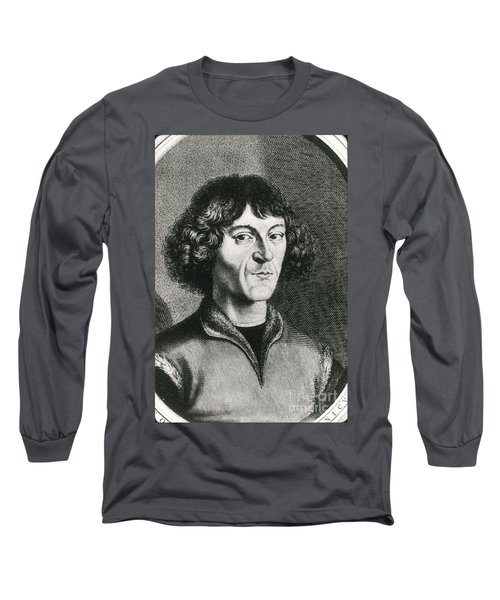 Nicolaus Copernicus, Polish Astronomer Long Sleeve T-Shirt