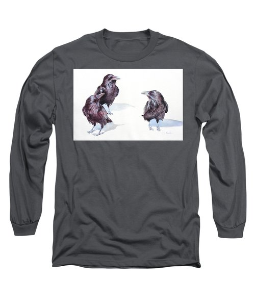 A Conspiracy Of Ravens Long Sleeve T-Shirt