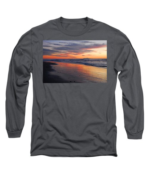 Long Sleeve T-Shirt featuring the photograph A Passion For Purple by Lynn Bauer
