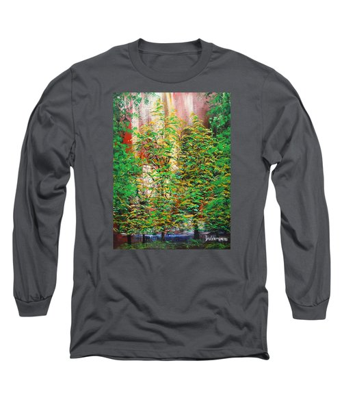 A Peaceful Place Long Sleeve T-Shirt