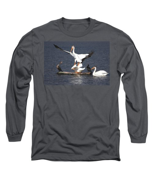 A Step Ahead Long Sleeve T-Shirt