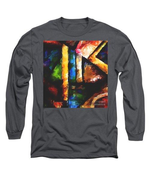 Abs 0266 Long Sleeve T-Shirt