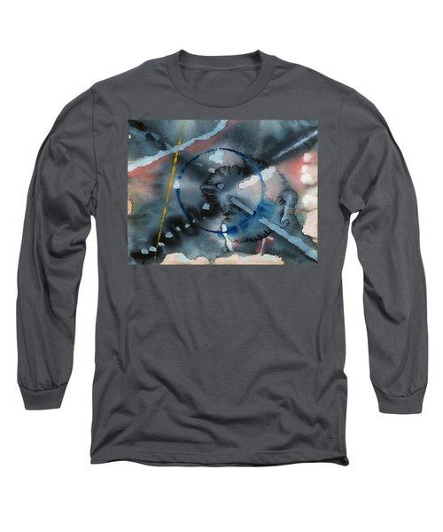Abstract 1 Long Sleeve T-Shirt