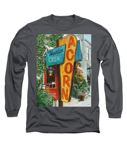 Acorn Theater Long Sleeve T-Shirt
