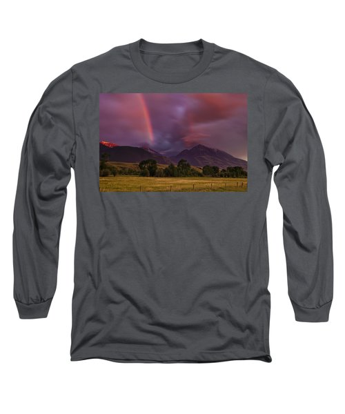 After The Storm Long Sleeve T-Shirt by Andrew Soundarajan