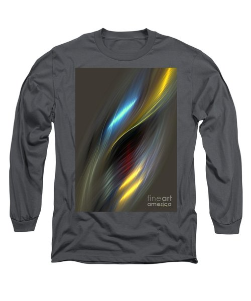 Alluring Colors Long Sleeve T-Shirt