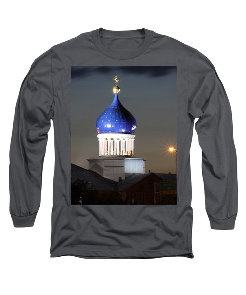 American History Long Sleeve T-Shirt