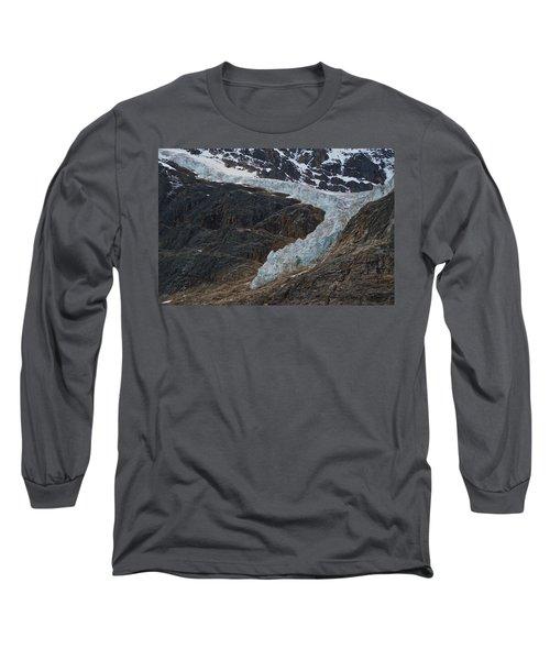 Angel Glacier 2 Long Sleeve T-Shirt
