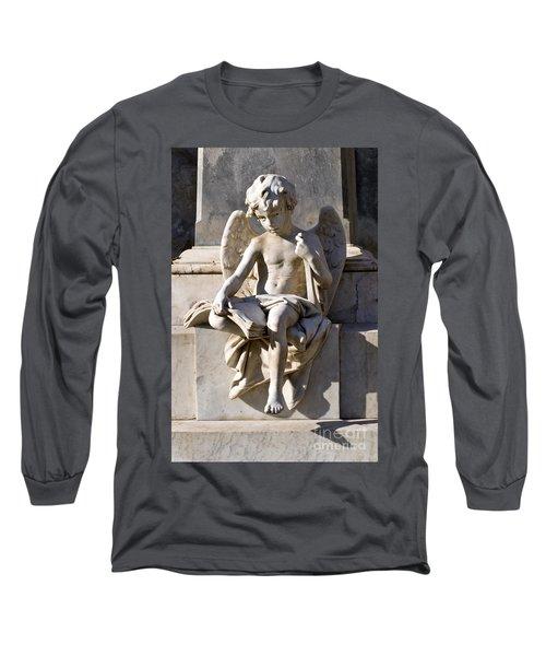 Angel Of Baroque Long Sleeve T-Shirt