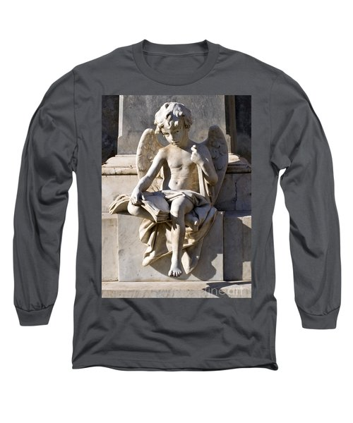 Angel Of Baroque Long Sleeve T-Shirt