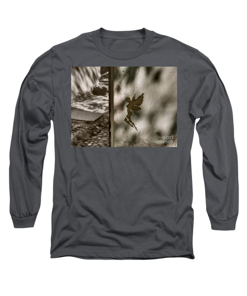Angel Of Tallinn Long Sleeve T-Shirt