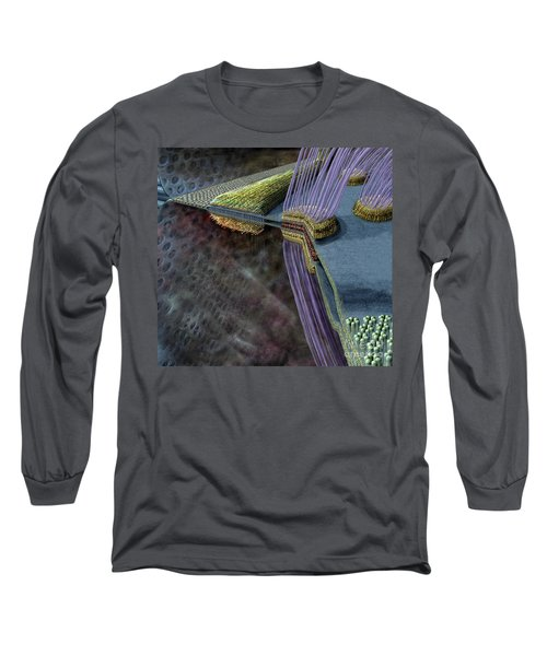 Animal Cell Junctions Long Sleeve T-Shirt