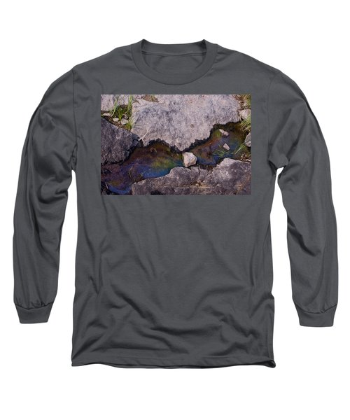 Another World V Long Sleeve T-Shirt