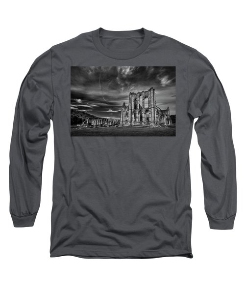 At The Dreamscape Ruins Long Sleeve T-Shirt