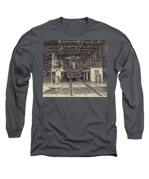At The Yard Long Sleeve T-Shirt