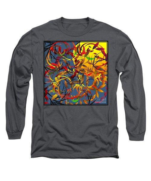 Autumn Wind 2012 Long Sleeve T-Shirt