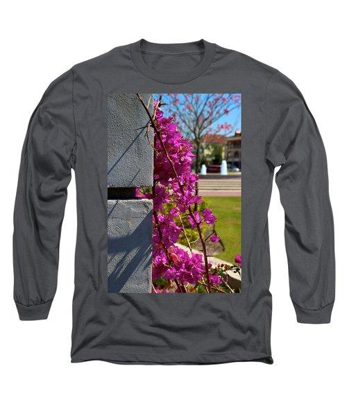 Ave Maria Walk Long Sleeve T-Shirt