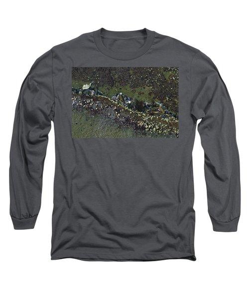 Barnacles And Seaweed Long Sleeve T-Shirt
