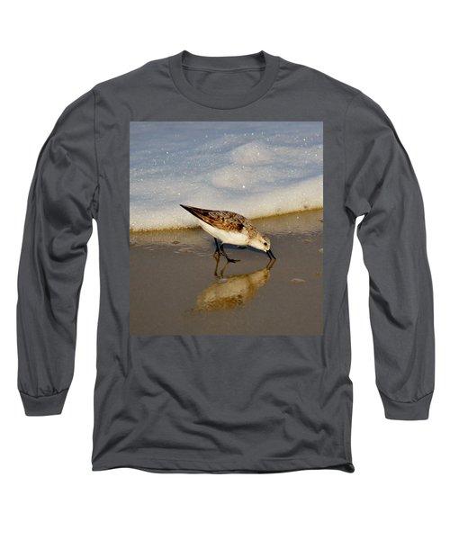 Beach Bird Long Sleeve T-Shirt