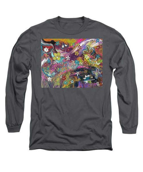 Bird Of A Feather Long Sleeve T-Shirt