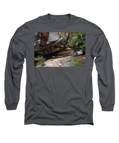 Birdrock Waterfall Long Sleeve T-Shirt