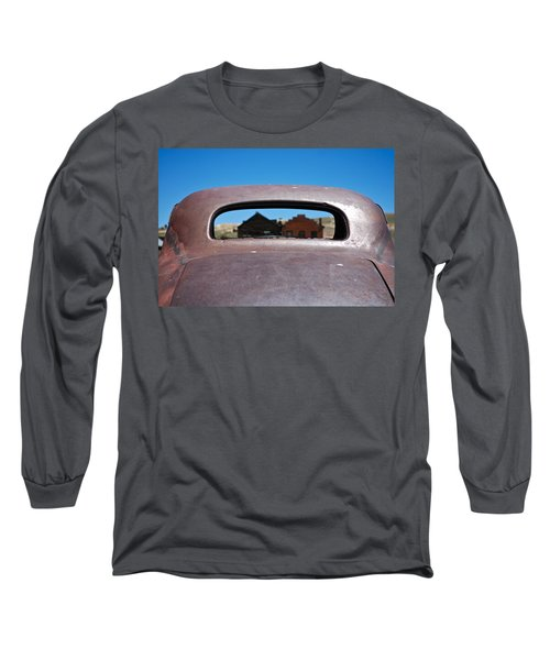 Bodie Ghost Town I - Old West Long Sleeve T-Shirt
