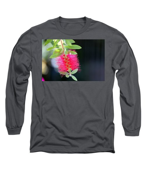Bottlebrush Nectar Long Sleeve T-Shirt