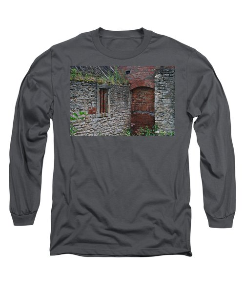 Brick And Stone England Long Sleeve T-Shirt
