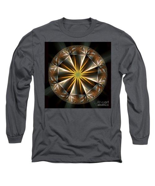 Bright Star Long Sleeve T-Shirt by Danuta Bennett