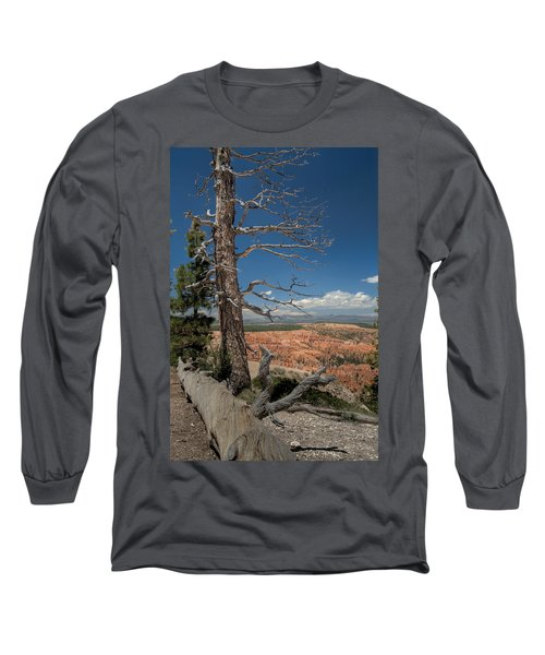 Bryce Canyon - Dead Tree Long Sleeve T-Shirt