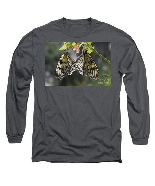 Butterfly Duo Long Sleeve T-Shirt