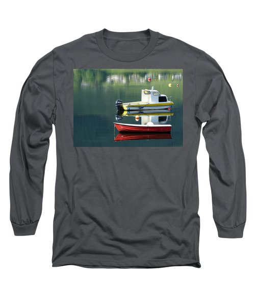 Long Sleeve T-Shirt featuring the photograph Calm Waters by Lynn Bolt
