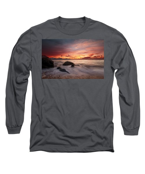 Celtic Sunset Long Sleeve T-Shirt