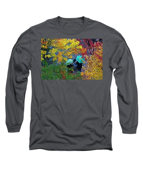 Children Our Joy Long Sleeve T-Shirt by Johanna Bruwer