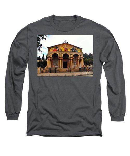 Church Of All Nations  Long Sleeve T-Shirt