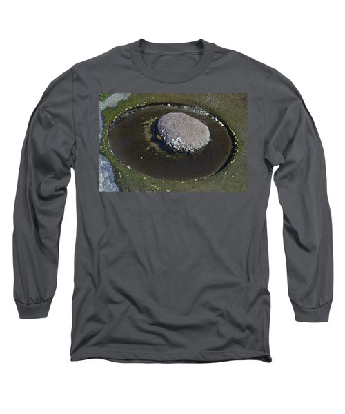 Circular Rock Long Sleeve T-Shirt
